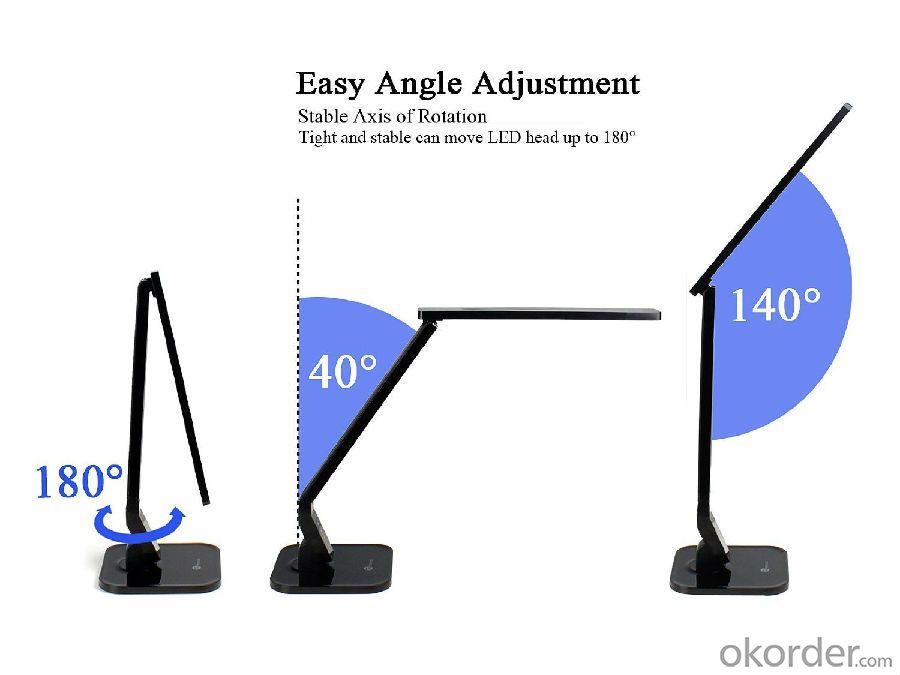 Reading Lamp Indoor Use Table Light LED Desk Lamp