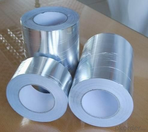 Self Adhesive Aluminum Foil Tape With Alloy 1145-O