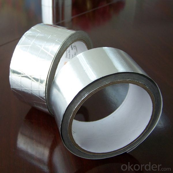 Insulated Fiberglass Aluminum Foil Tape With Alloy 1060-O