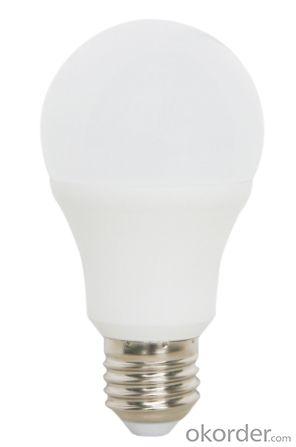 LED Bulb 8W 640LM E27/B22 2700K-6500K 25000H