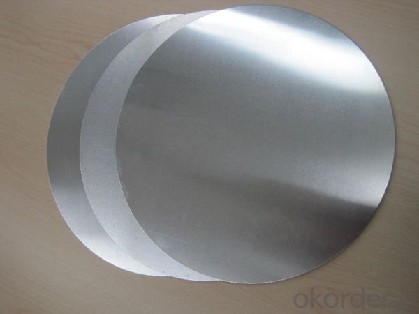 Aluminium Circle Disc AA1100 H14 for Pan Cookware