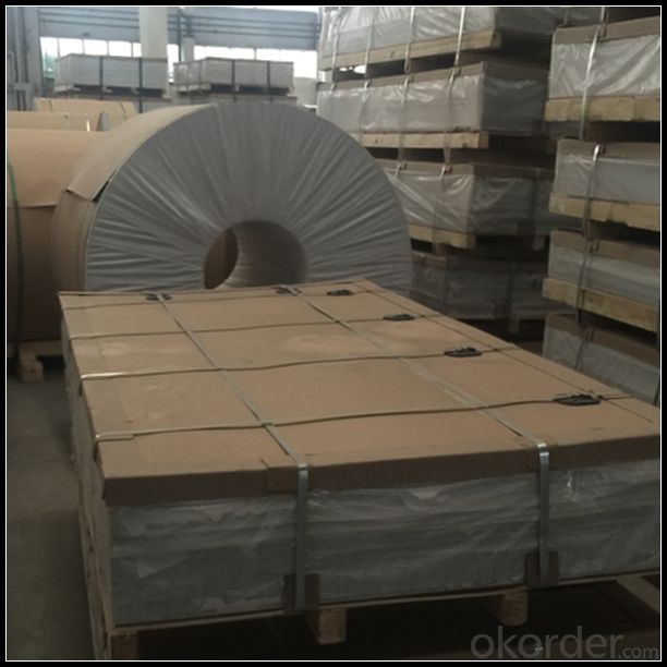 Mill Finish Aluminum Sheet AA3003 H14 China Factory Supply
