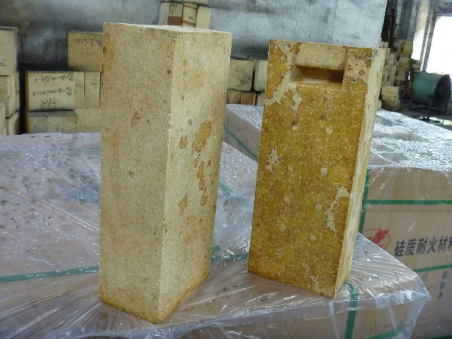 Acid Resistant  Silicate Bricks for Chimneys
