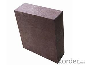 Rebounded Chrome Magnesia Brick for Metallurgical