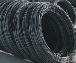 high carbon steel wire rod/low carbon steel wire rod