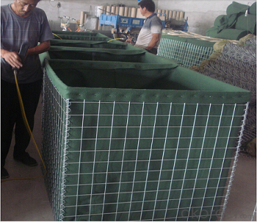 Military Hesco Barrier Gabion Bastions (Factory)