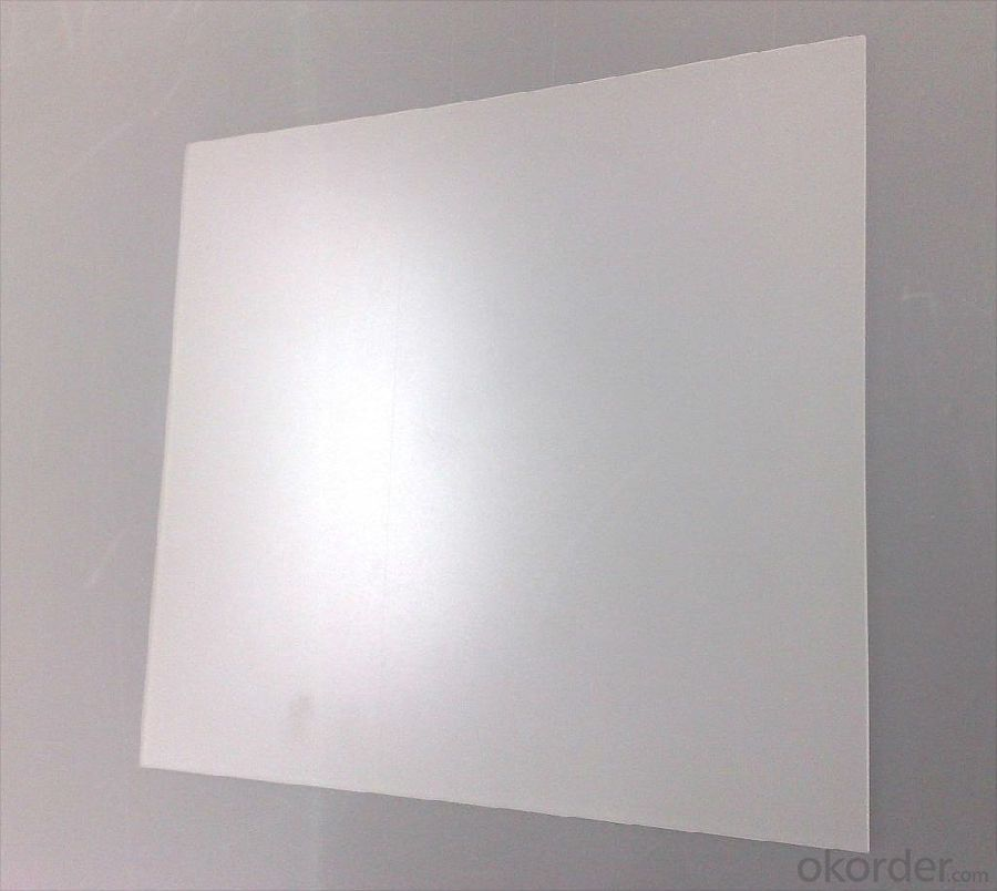 light diffusion polycarbonate sheet for LED light covering
