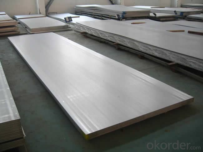 Steel Plate Grade 201 Made in China High Quality With Good Price