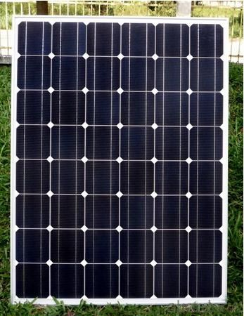 Muticrystalline Solar Panel 165W A Grade For Commercial