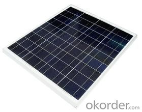 CNBM Poly 165W Solar Panel with TUV UL CE Certificate For Residential