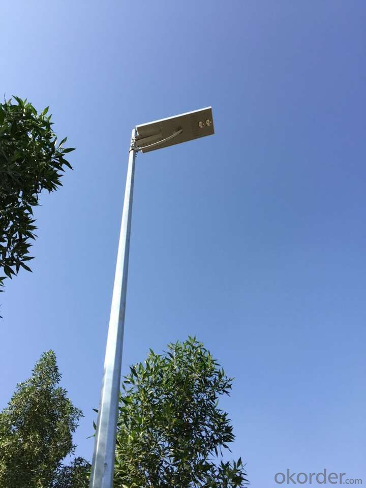 30w New high quality solar street lights .led solar street light,all in one led panel