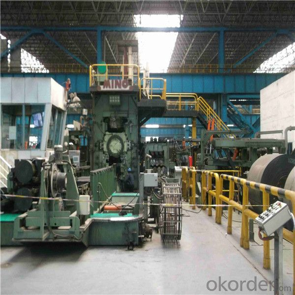 Steel prices sheet in coil hr/cr for sale in China