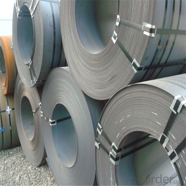 Steel sheet 5mm thick in coil hot rolled