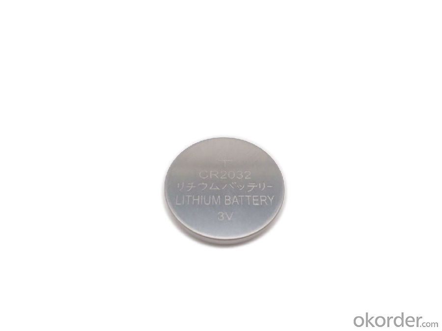 3V CR2032 Lithium Button Cell Battery hot sale