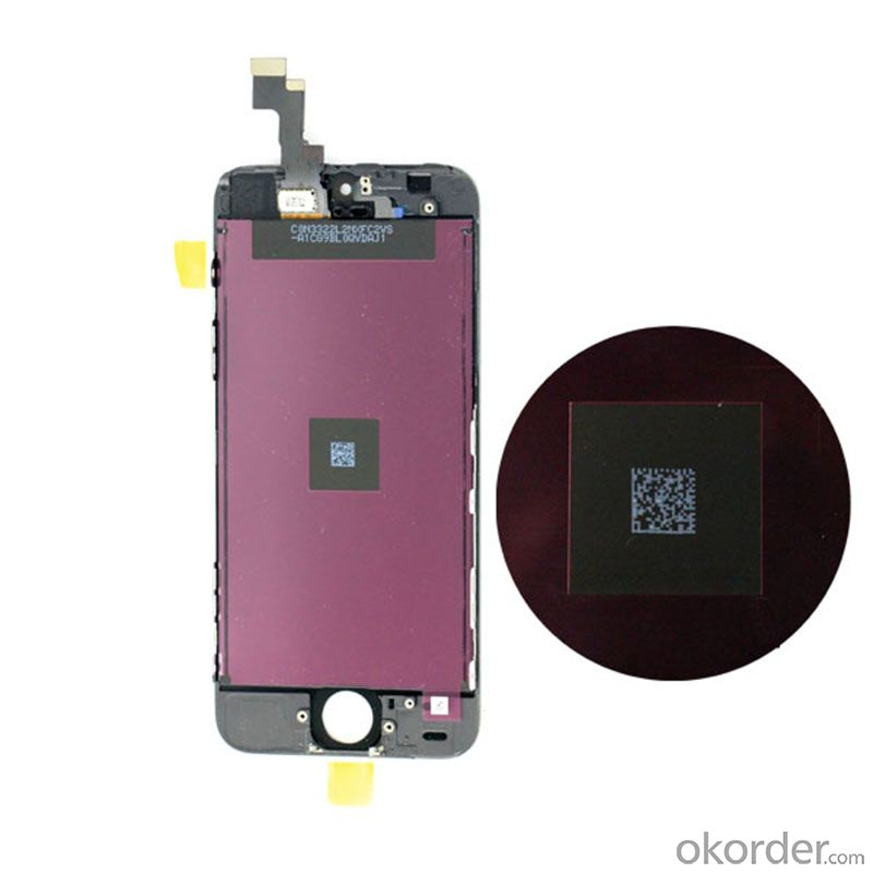 Original AAA screen LCD For iPhone 5s Display Touch Screen Tested No Dead Pixel