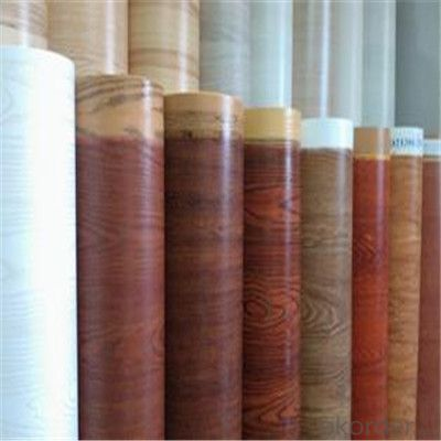 Wood Pattern Printing Galvanized PPGI Steel Coils