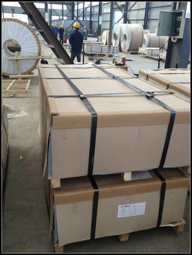 Aluminum Sheets/Coils AA3003 H14 from China Famous Company