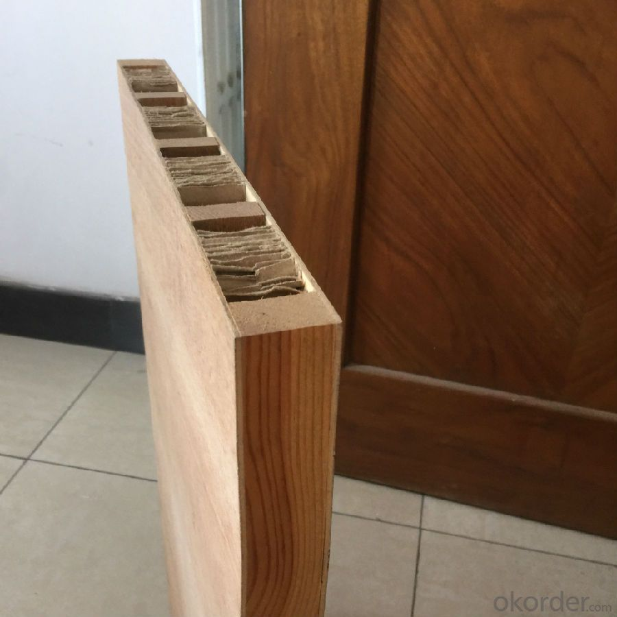 Flush Door Hollow Core