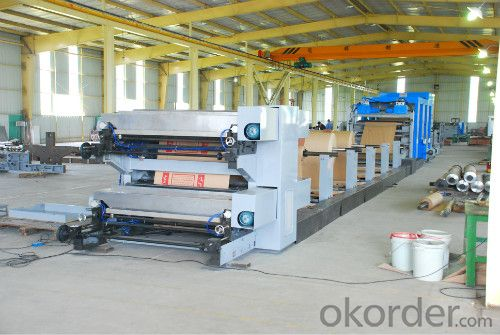 Automatic Multiwall Cement Paper Sack Making Machine