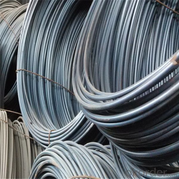 Carbon steel wire rod from China mill hot sale