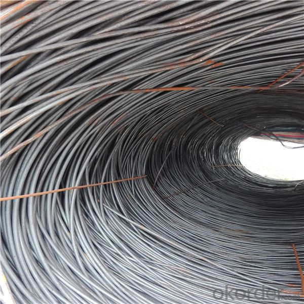 Steel wire rod high carbon in different diamater