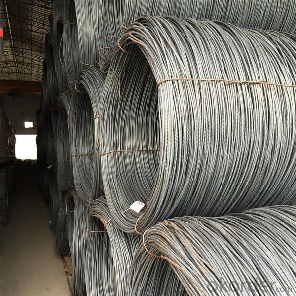 Low Carbon Steel Wired Rod SAE1006 / SAE1008B