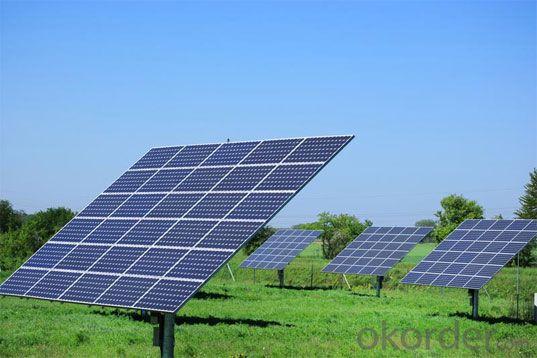 245-260W PV Monocrystaline Solar Moduels 12V & 24V