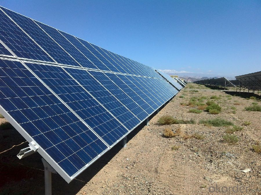Solar Monocrytalline Series Ⅴ (280W-----300W)