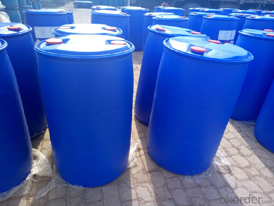 Glacial acetic acid industrial grade ,High quality, factory direct delivery, made in China.