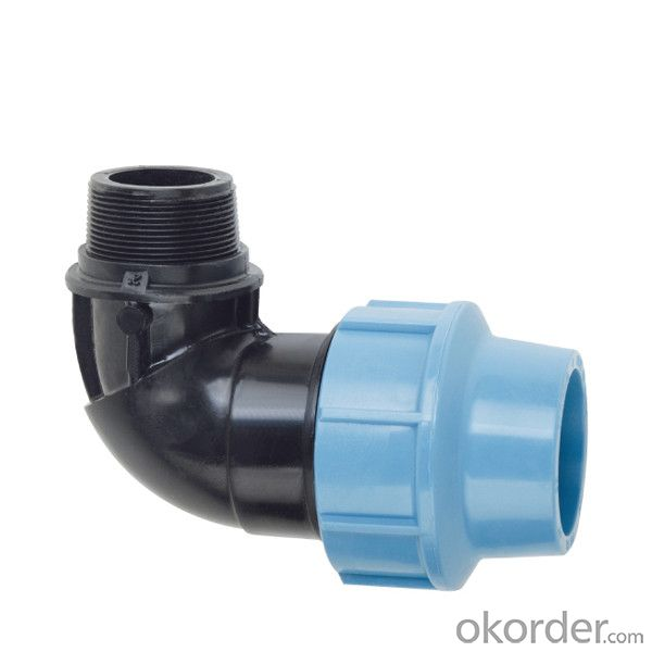 PP-R Fitting Male Threaded Elbow with SPT Brand