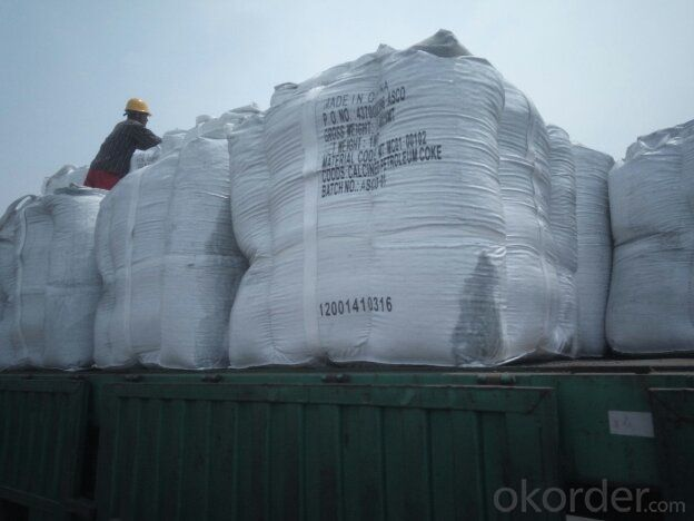 Calcined Petroleum Coke as Carbon Additive with S0.7%max