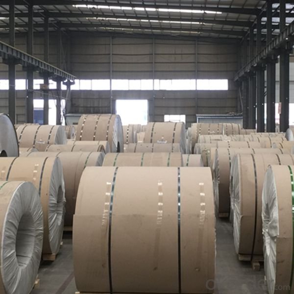Mill Finished Aluminum Coil 3003 Alloy for Color Coating