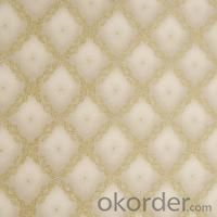 Price Of PVC Wallpaper Designs Made in China