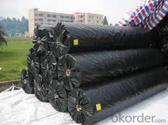 Polyester Long Fiber Spunbond Needle Punched Nonwoven Geotextile-CNBM