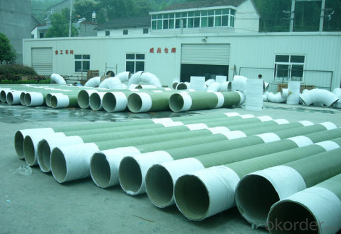 GRP pipe made in China