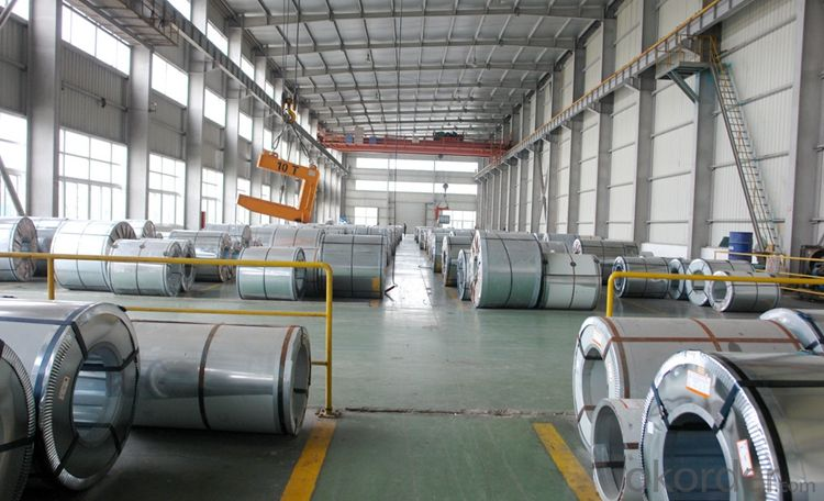 2016 New Hot Rolled Stainless Good Quality Steel Coils NO.1 Finish