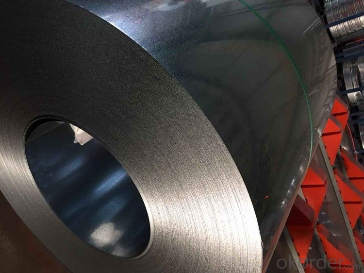 2016 New Cold Rolled Stainless NO.2B Good Quality Steel Coils