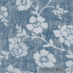 New Beijing style Chinese 3D Wallpaper Made In China