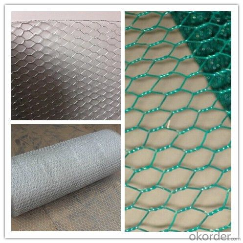 Chicken Wire Hexagonal Wire Mesh, Gabion Mesh