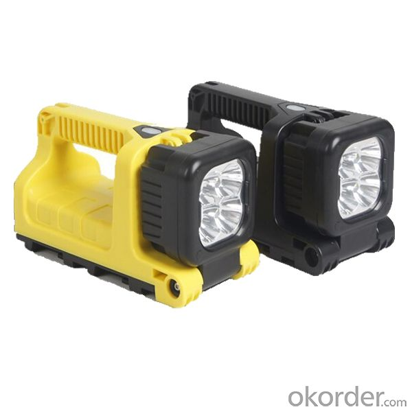 rechargeable handheld spotlight JGL-9912 for police
