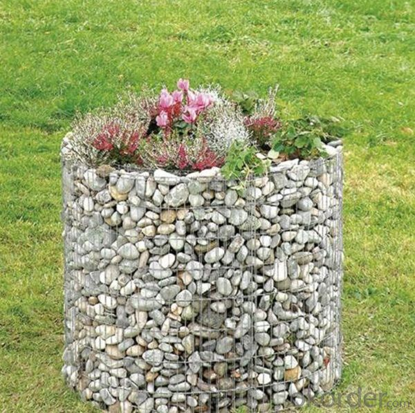 Cheap Double Twisted Hexagonal Wire Mesh Gabion Stone Cage