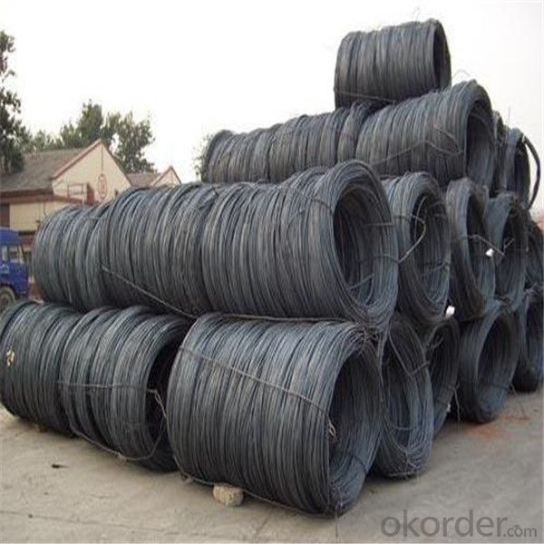 Hot rolled steel wire rod SAE1008-SAE1018