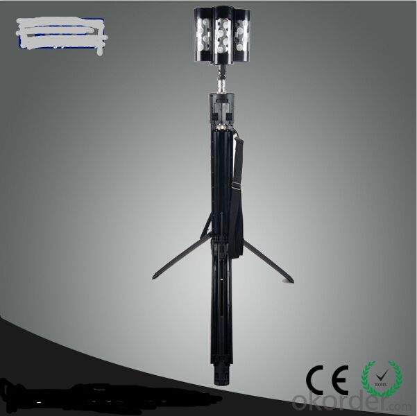 remote area work light system 5JG-839 120W scene lights