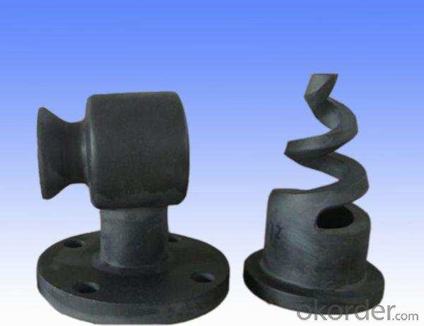 SSIC     Silicon  carbide  nozzle