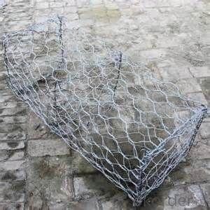 Gabion Basket (PVC Coated or Galvanized)