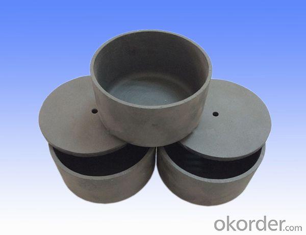 SSIC   Silicon  carbide  crucible