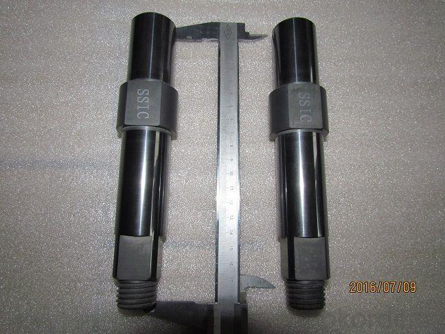 SSIC  Silicon carbide Pump shaft