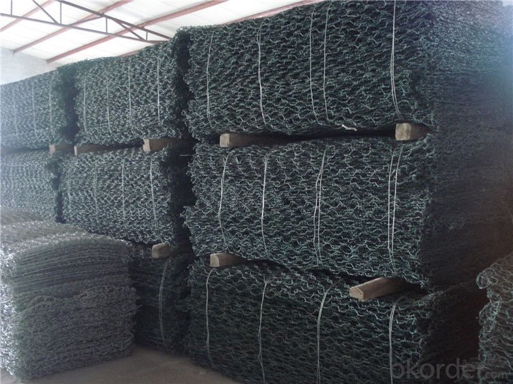 Gabion Mesh Made in China with High Quality