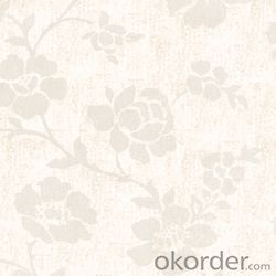 3D Vinyl Design Wallpaper With Best Selling For Home Decoration