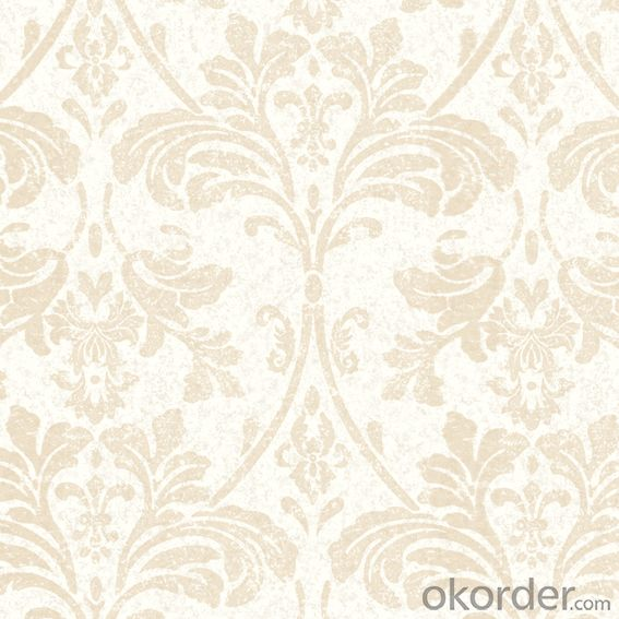 Luxury 3D PVC Wallpaper For Sale Made In China